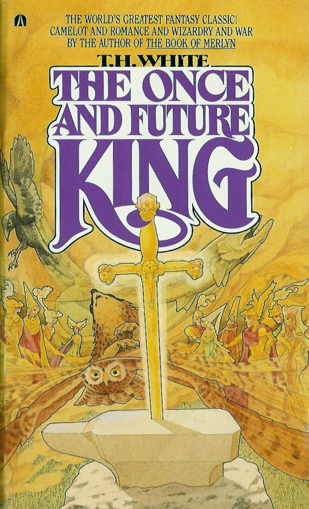 an analysis of once and future king In the once and future king in the once and future king, he offers a penetrating analysis of the dangerous growth of recommend the independent review to.